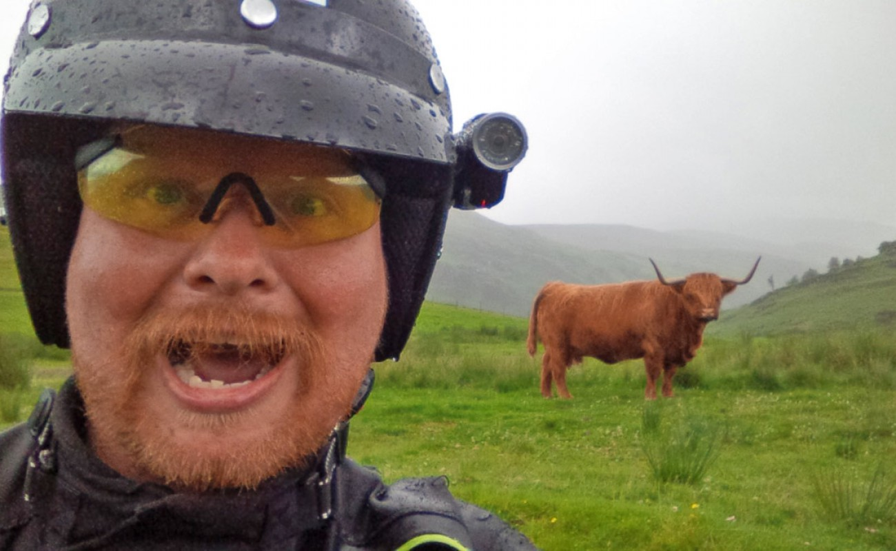 Byway-Tour-James-(right),-Highland-Coo-(left)