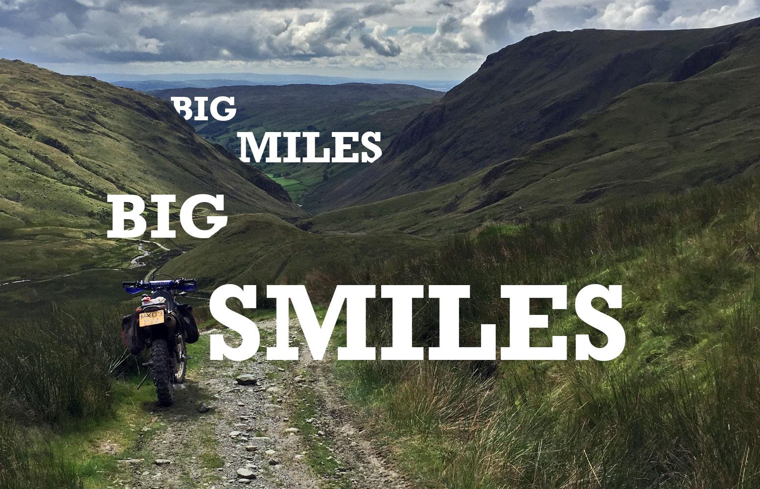 Big Miles Big Smiles
