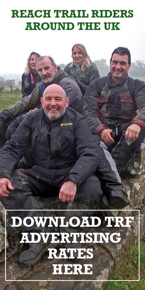 Smiling TRF members